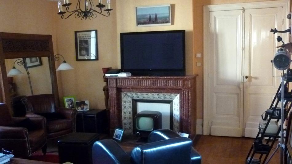 Casa de la radio y la televisi n - Television en casa ...
